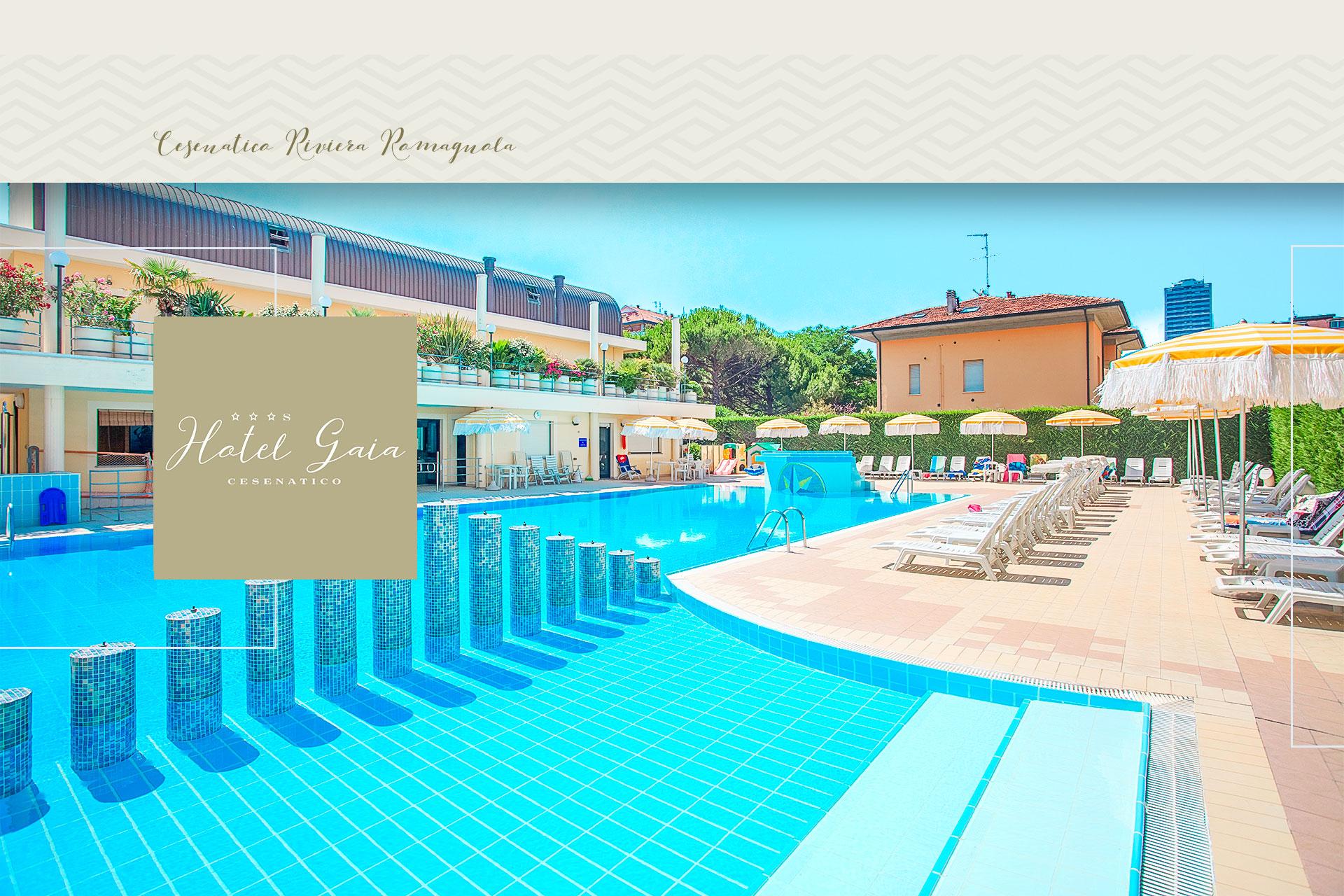 Hotel cesenatico sul mare benvenuti allhotel gaia 3 stelle